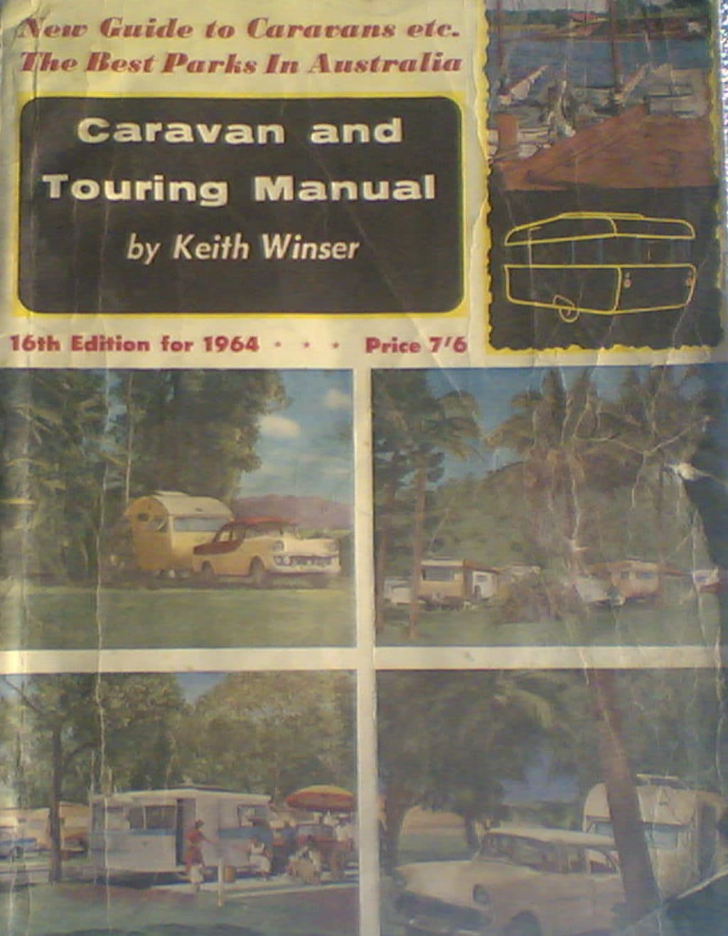 Book 9 Keith Winser's Caravans and Touring 1957